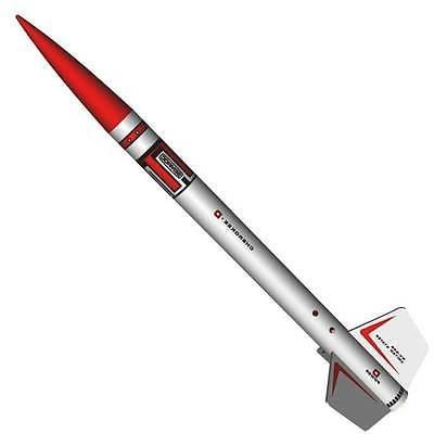 flying model rocket kit cherokee d kv