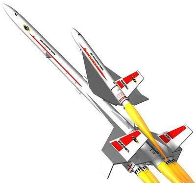 flying model rocket kit orbital