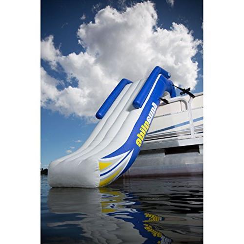 Aquaglide 5' Inflatable Slide Warranty
