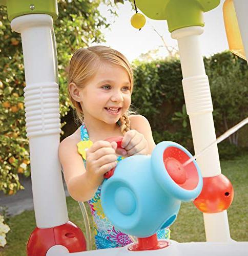 Little 645792M Fun Zone Tumblin' Climber, Multicolored