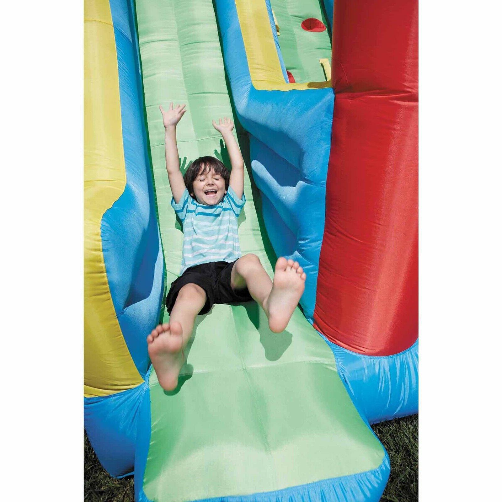 Little Slide Bouncer