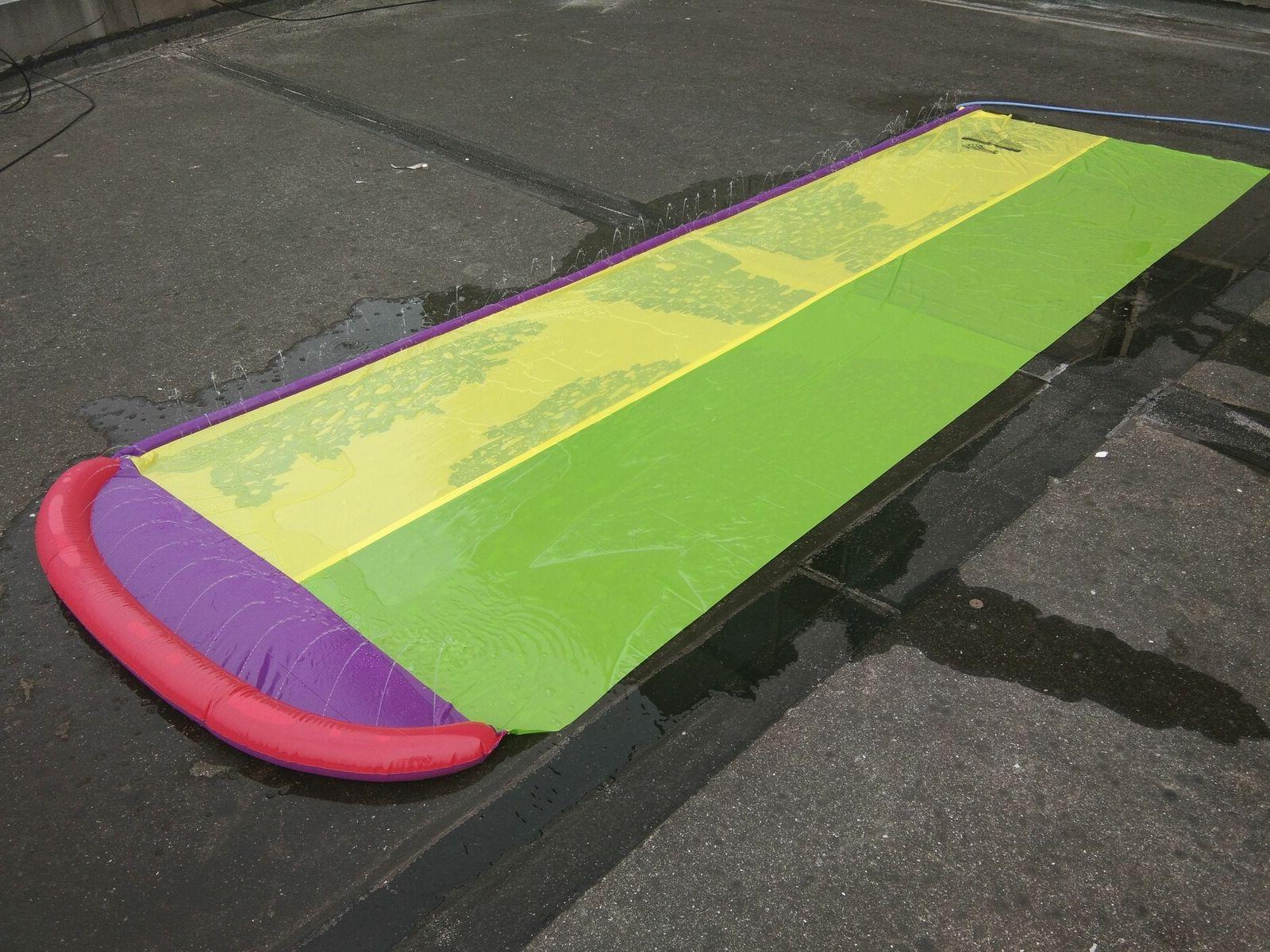 Water Slide Kids Outdoor Giant Play
