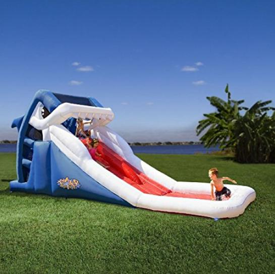 Blast Wild Inflatable Water for kids with NEW