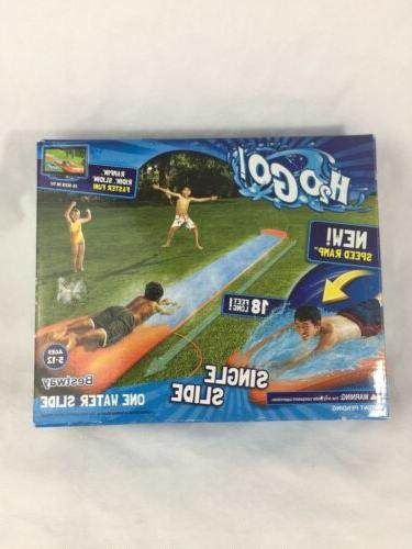 h2o go 18ft single water slide ages