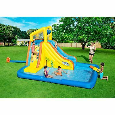 Bestway H2OGO! Beachfront Kids Inflatable Park