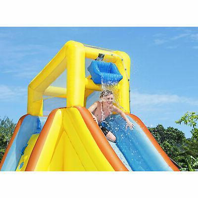 Bestway H2OGO! Beachfront Bonanza Kids Water Park with Slide