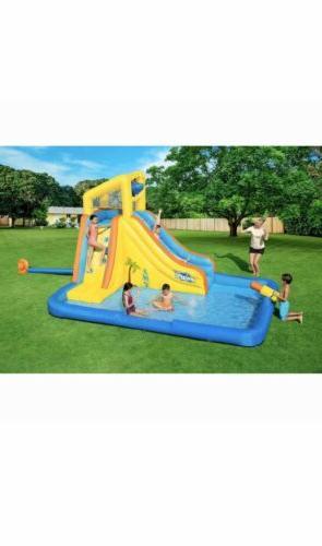 h2ogo beachfront bonanza kids inflatable mega water