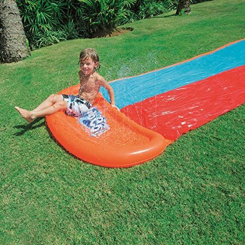 H2OGO! Double Water Slide