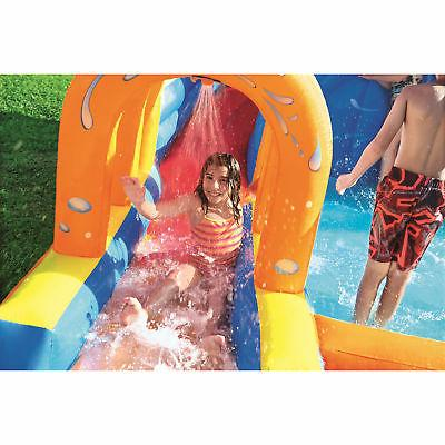 Bestway Tunnel Inflatable Water Park w/