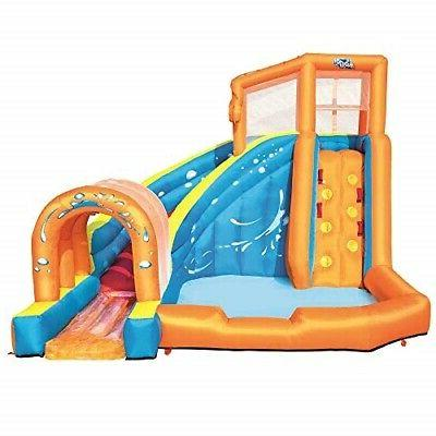 h2ogo hurricane tunnel blast kids inflatable water