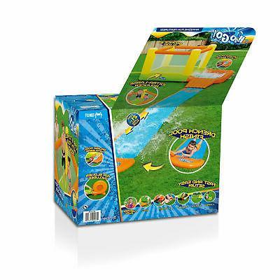 Bestway H2OGO! Splash Dash Kids Inflatable House & Park