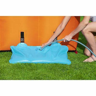 Bestway H2OGO! Splash Tower Kids Inflatable Mega Slide