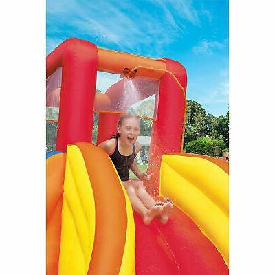 Bestway H2OGO! Kids Inflatable Mega Water Slide Splash