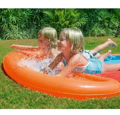H2OGO! 18ft Slider Toy Mat Splash Outdoor