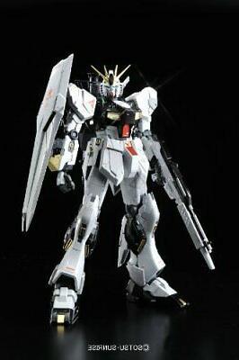 Bandai Hobby Gundam Ka Titanium Finish Action