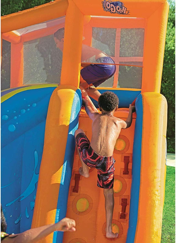 Bestway Outdoor Inflatable Slide Play Pool