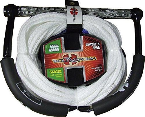 hydroslide deluxe wakeboarding rope