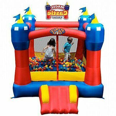 In/Outdoor House Bouncer Slide