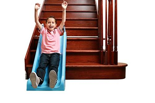 indoor stair slide toy playset