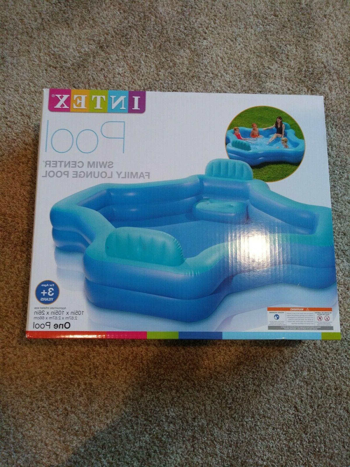 Intex Inflatable Center Brand New.