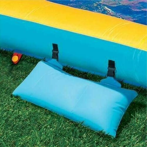 Banzai Inflatable Big Blast Pool Water Park
