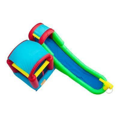 Inflatable Bounce Slide Pool Backyard Bouncy House With