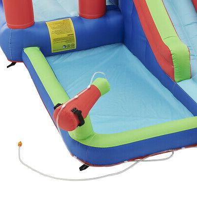 Water Slide Bouncing House Air