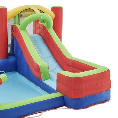 Water Slide Bouncing Air