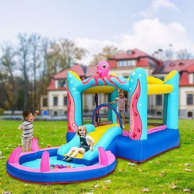 Inflatable Bounce Slide Pool Bouncy with