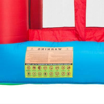 Inflatable Jumper Bouncer Jump Kids Water