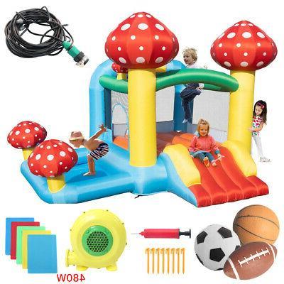 inflatable bounce house castle jumper bouncer jump