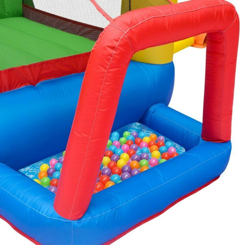Inflatable Bounce Kids Slide Bouncer with Ocean