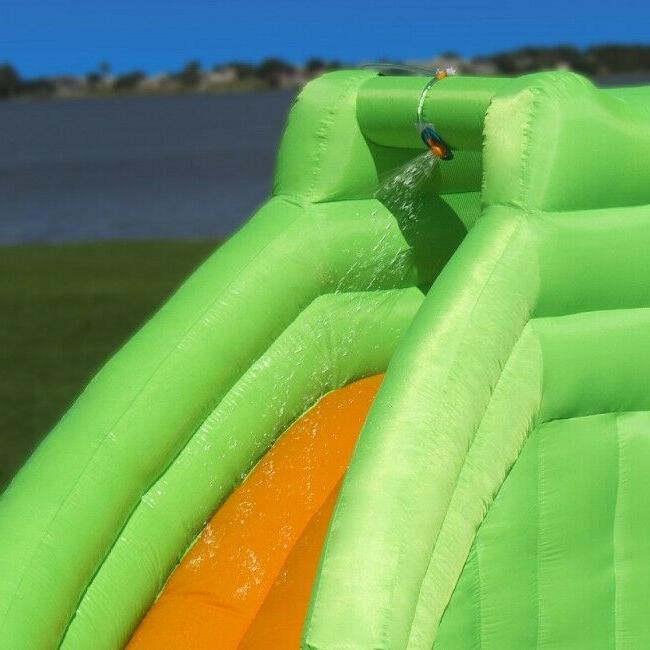 Blast Inflatable House: Isle ParkAnd Slide
