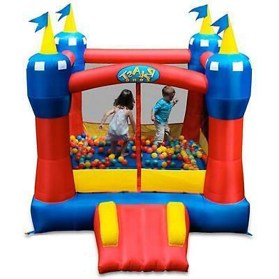 Inflatable House Large Castle Jump Slide Kid