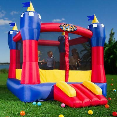 inflatable bounce house large castle bouncer jump