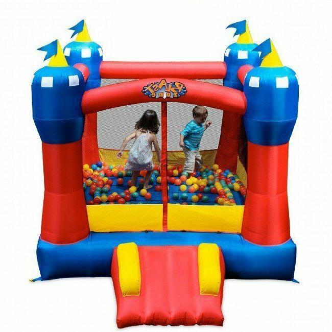 Blast Inflatable House: Castle House