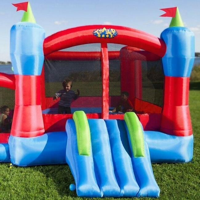 Blast Bounce House: House, BallPit,