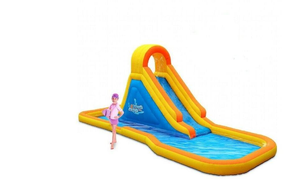 Inflatable Bounce House Water Slide Jump Bouncer Climber w S