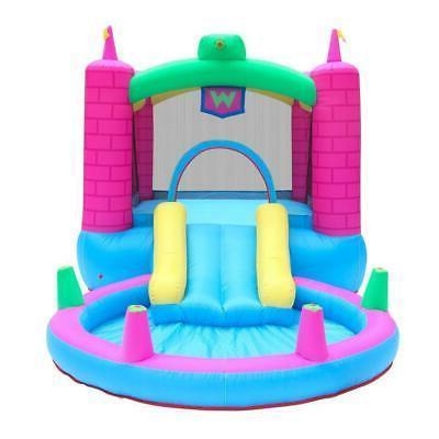 Inflatable House Slide Pool Castle Bag
