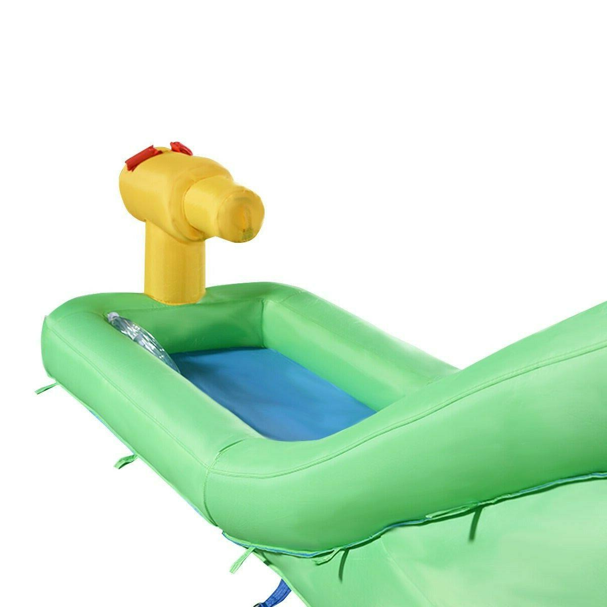 Inflatable Bounce Water Slides Jumper Kids Bouncy Playhouse