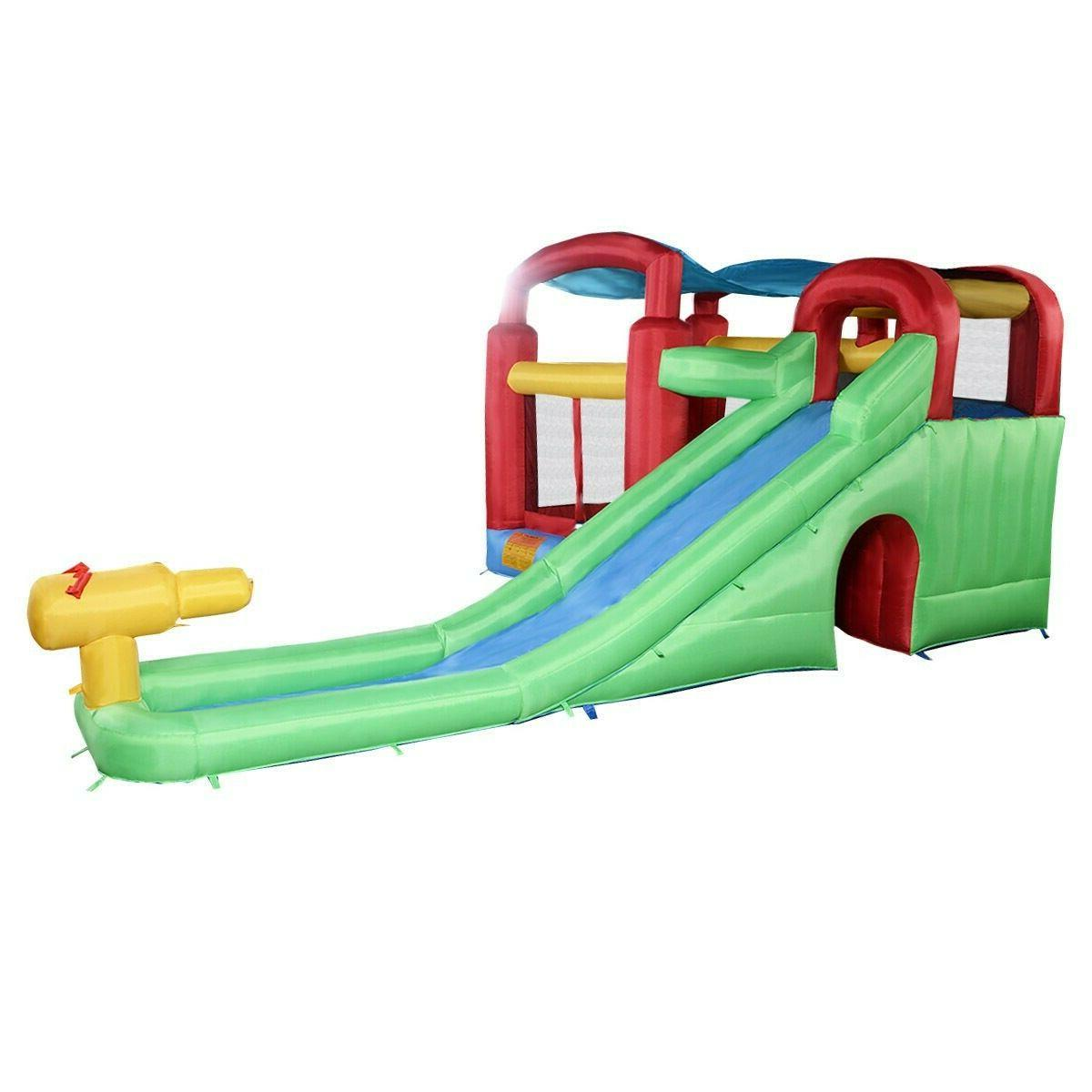 Slides Jumper Castle Kids Bouncy