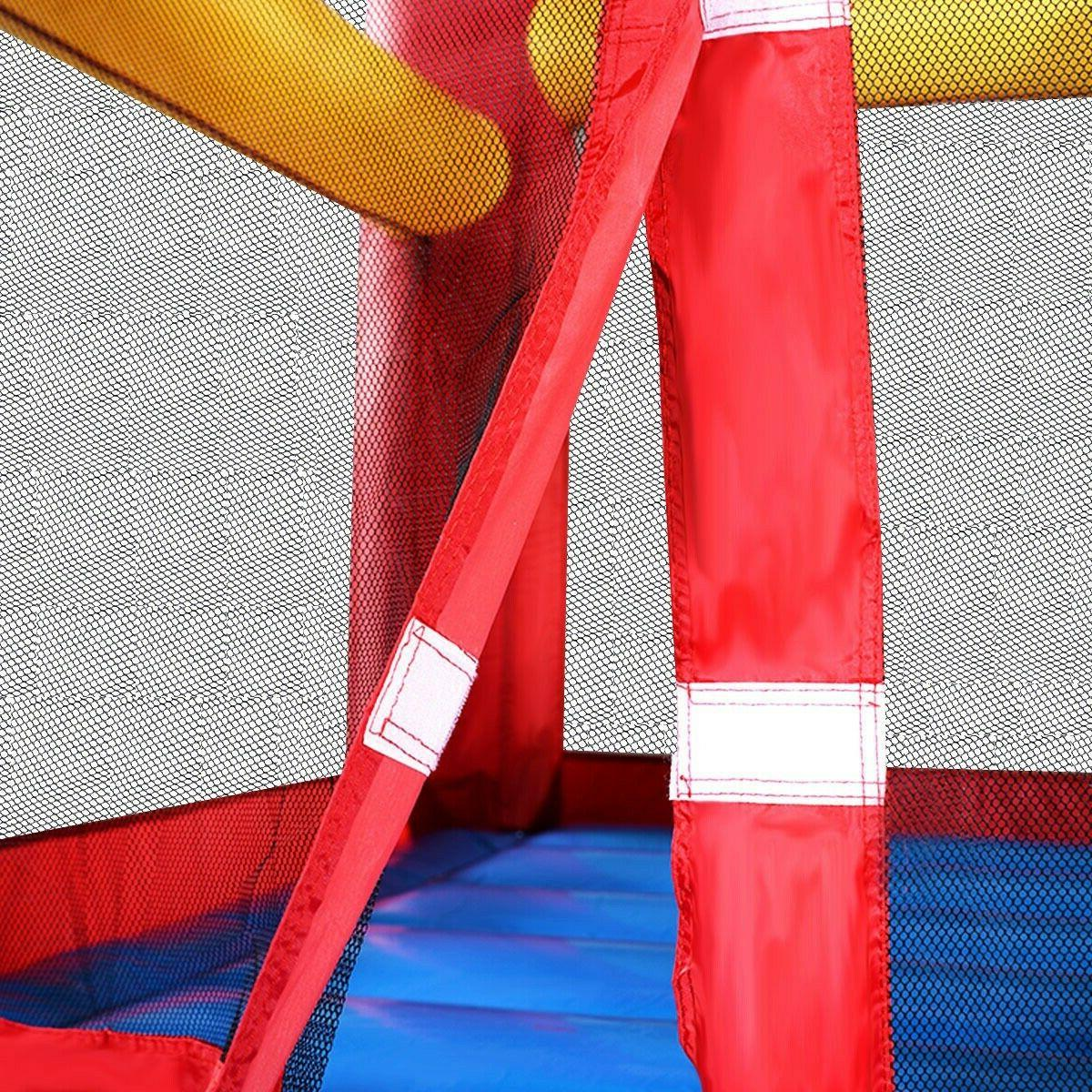 Inflatable Bounce Slides Kids Bouncy
