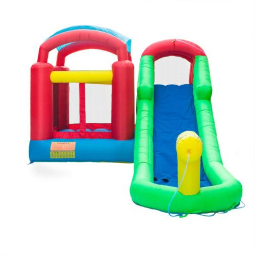 Inflatable House Jump Adventure Slide