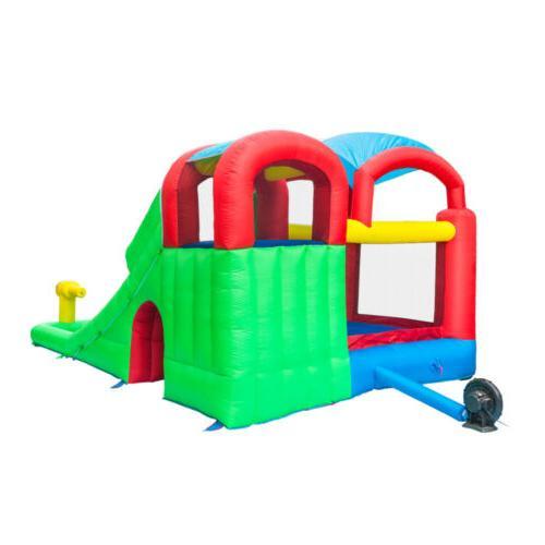 Inflatable Castle Jump Slide Bouncer Pool