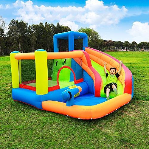 Doctor Slide Slide Park Combo Kids Outdoor Air