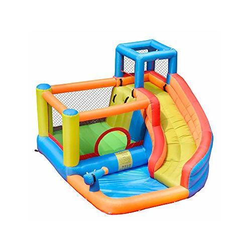 inflatable bounce slide house jumper