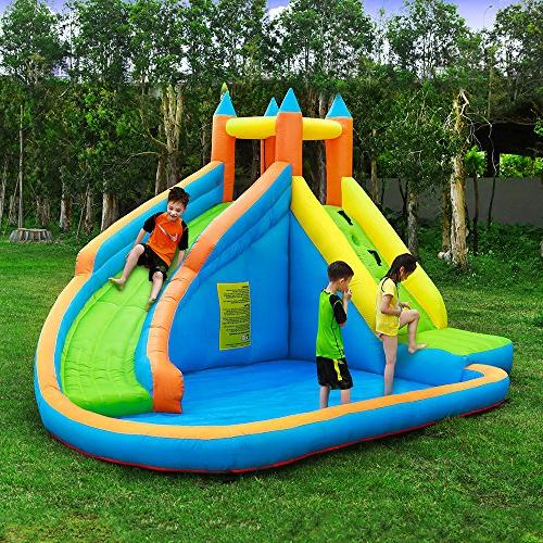 Doctor Slide Bouncy Castle Blower