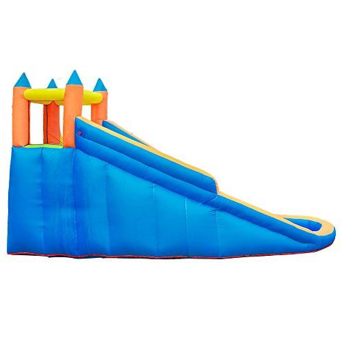 Doctor Dolphin Slide Water Castle
