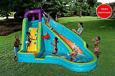 inflatable bouncer water slide jumper bounce house