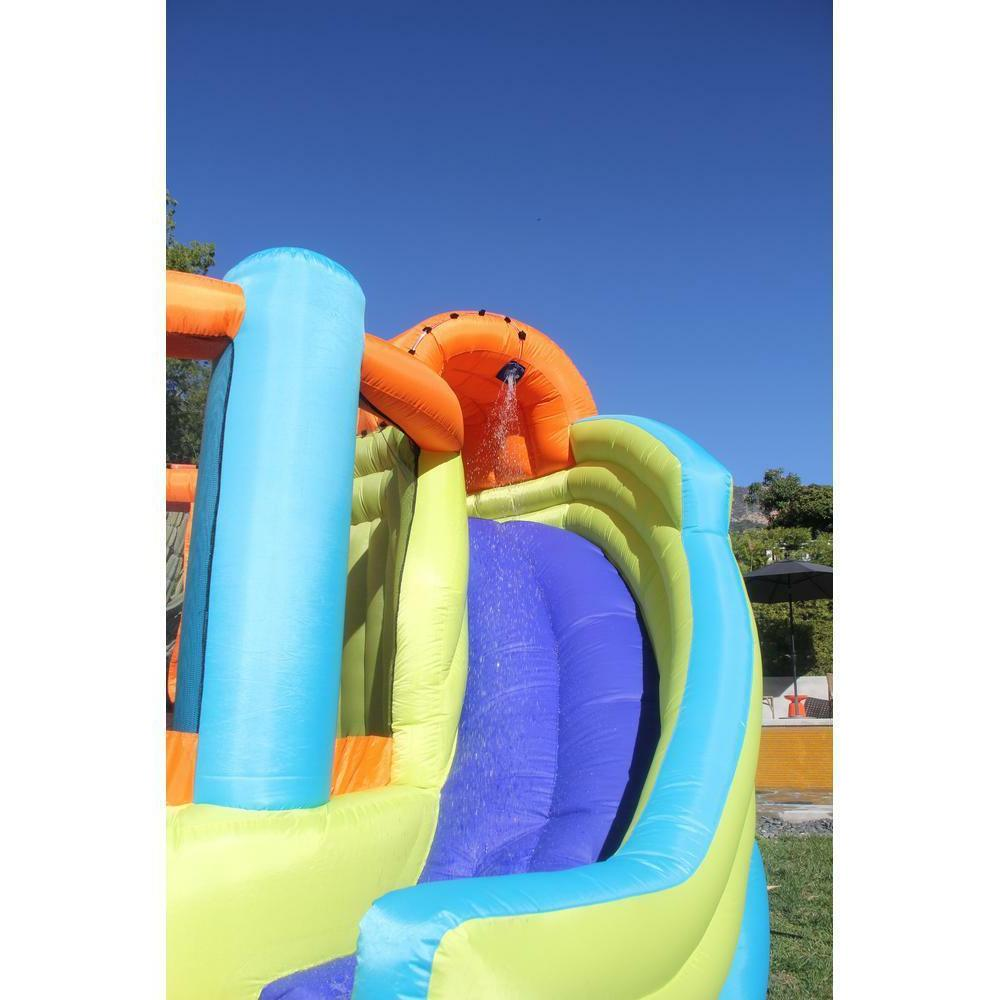 Sportspower Double Slide Bounce Play Air